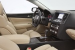 2013 Nissan Maxima Front Seats in Cafe Latte