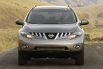 2012 Nissan Murano LE AWD in Saharan Stone - Static Frontal View