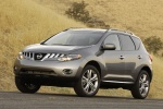 2012 Nissan Murano LE AWD in Saharan Stone - Static Front Left Three-quarter View