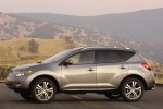 2012 Nissan Murano LE AWD in Saharan Stone - Static Side View