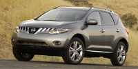 2012 Nissan Murano S, SV, SL, LE, CrossCabriolet AWD Pictures