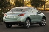 2013 Nissan Murano CrossCabriolet from a rear right view