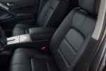 2013 Nissan Murano SL Front Seats in Black