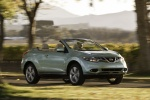 2013 Nissan Murano CrossCabriolet - Driving Front Right View