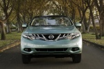 2013 Nissan Murano CrossCabriolet - Driving Frontal View