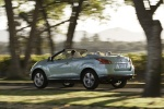 2013 Nissan Murano CrossCabriolet - Driving Rear Left View