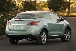 2013 Nissan Murano CrossCabriolet - Static Rear Right View