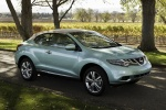 2013 Nissan Murano CrossCabriolet - Static Front Right Three-quarter View