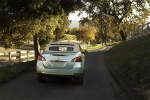 2013 Nissan Murano CrossCabriolet - Driving Rear View