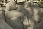 2013 Nissan Murano CrossCabriolet Rear Seats in Camel