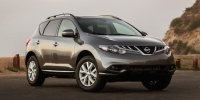 2014 Nissan Murano S, SV, SL, LE, CrossCabriolet AWD Review