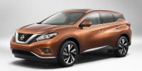 2015 Nissan Murano S, SV, SL, Platinum AWD Pictures