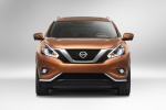 2016 Nissan Murano in Pacific Sunset Metallic - Static Frontal View