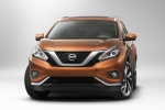 2018 Nissan Murano in Pacific Sunset Metallic - Static Front Left View