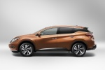 2018 Nissan Murano in Pacific Sunset Metallic - Static Side View