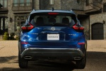 2019 Nissan Murano Platinum AWD in Deep Blue Pearl - Static Rear View