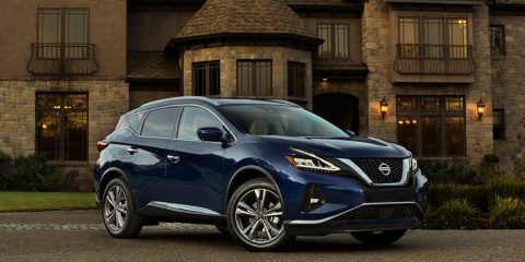 2019 Nissan Murano S, SV, SL, Platinum AWD Review