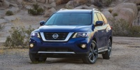 2018 Nissan Pathfinder S, SV, SL, Platinum V6 4WD Review