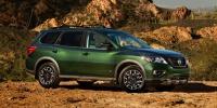 2019 Nissan Pathfinder S, SV, SL, Platinum V6 4WD Pictures