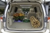 2011 Nissan Quest Trunk