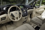 2012 Nissan Quest Interior in Beige