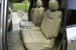 2012 Nissan Quest Rear Seats in Beige