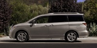 2014 Nissan Quest S, SV, SL, LE V6 Review