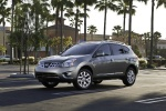 2011 Nissan Rogue SV with SL Package AWD in Platinum Graphite - Static Front Left Three-quarter View