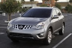 2015 Nissan Rogue Select in Platinum Graphite - Static Front Left View