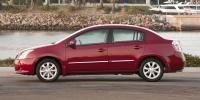 2011 Nissan Sentra S, SR, SL, SE-R Spec-V Review