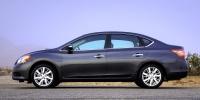 2013 Nissan Sentra S, SV, SR, SL, FE+ Review