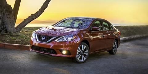2017 Nissan Sentra S, SV, SR Turbo, SL, NISMO Review