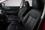 2018 Nissan Sentra SR Turbo Front Seats