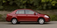 2010 Nissan Versa S, SL Review