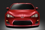 2013 Scion FR-S Coupe in Firestorm - Static Frontal View