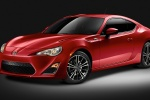 2014 Scion FR-S Coupe in Firestorm - Static Front Left Three-quarter View