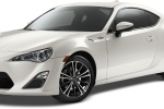2016 Scion FR-S Coupe in Halo - Static Front Left Three-quarter View