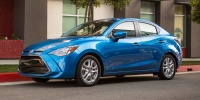 2016 Scion iA Sedan Review