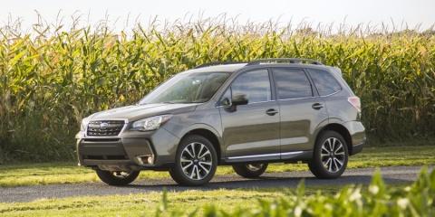 2018 Subaru Forester 2.0, 2.5, 2.5i, 2.0XT, AWD Review