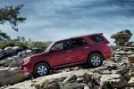 2012 Toyota 4Runner SR5 in Salsa Red Pearl - Static Left Side View