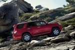 2012 Toyota 4Runner SR5 in Salsa Red Pearl - Static Right Side View