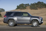 2012 Toyota 4Runner SR5 in Magnetic Gray Metallic - Static Side View