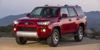 2016 Toyota 4Runner SR5 Premium, Trail, TRD Pro-Series, Limited, V6 4WD Review