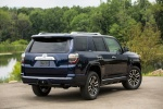 2017 Toyota 4Runner Limited in Nautical Blue Pearl - Static Rear Right View