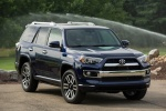 2017 Toyota 4Runner Limited in Nautical Blue Pearl - Static Front Right View
