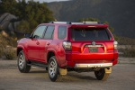 2019 Toyota 4Runner TRD Off Road in Barcelona Red Metallic - Static Rear Left View