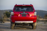 2019 Toyota 4Runner TRD Off Road in Barcelona Red Metallic - Static Rear View