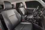 2019 Toyota 4Runner TRD Off Road Front Seats in Black