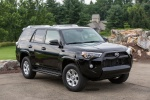 2019 Toyota 4Runner SR5 in Midnight Black Metallic - Static Front Right View