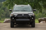 2019 Toyota 4Runner SR5 in Midnight Black Metallic - Static Frontal View
